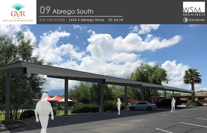 Solar Gain - Abrego South