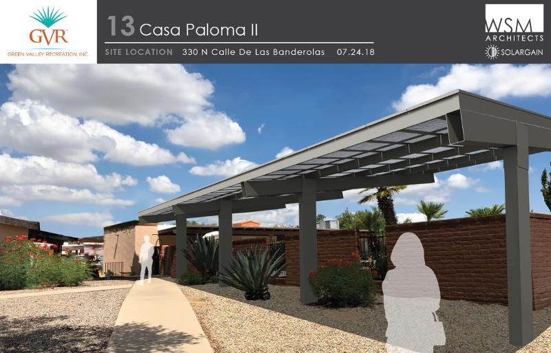 Solar Gain - Casa Paloma II