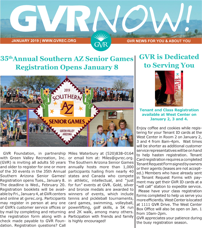 GVR Now!-January 2019