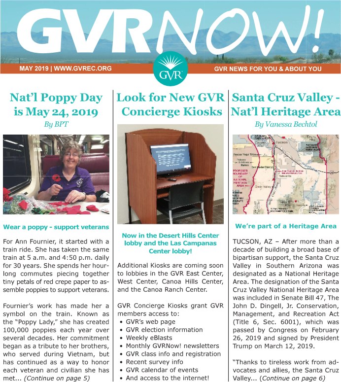 GVR Now!-May 2019