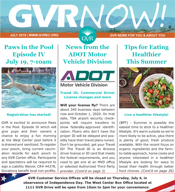 GVR Now!-July 2019