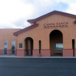 Canoa Ranch Social Center Facade