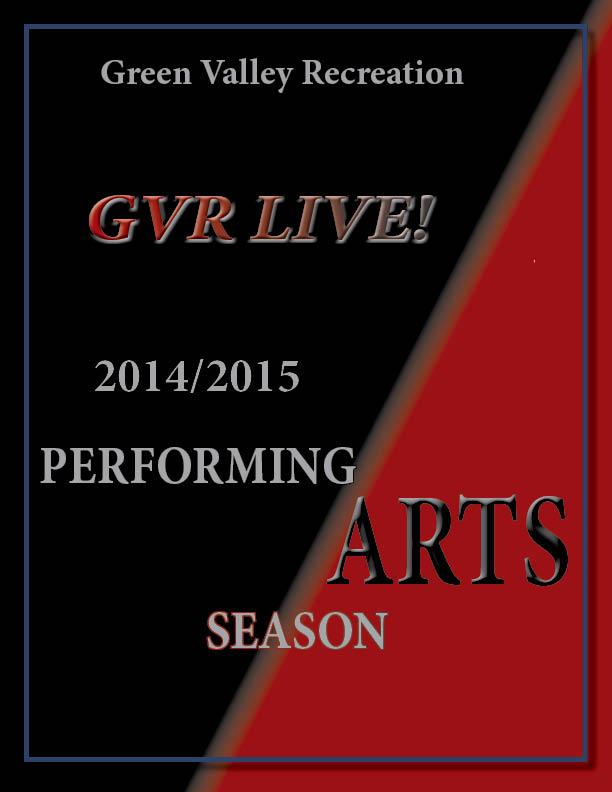 GVR Live! 2014/2015