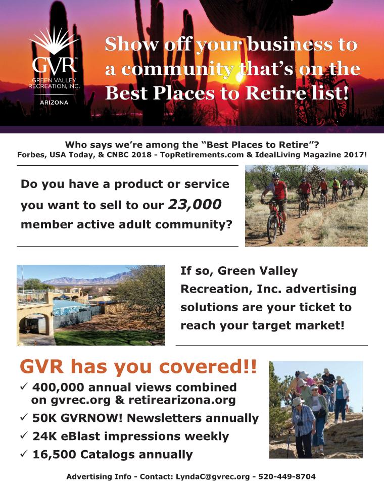 GVR Ad Flyer