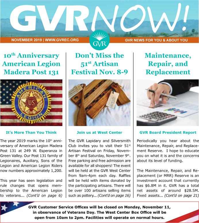 GVR Now!-November 2019
