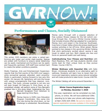 GVR Now