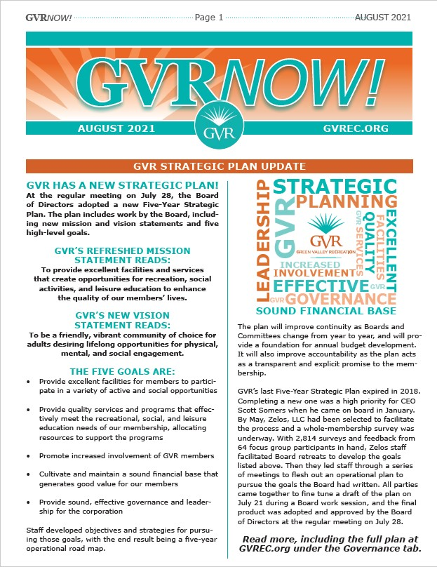 GVR Now!-August 2021