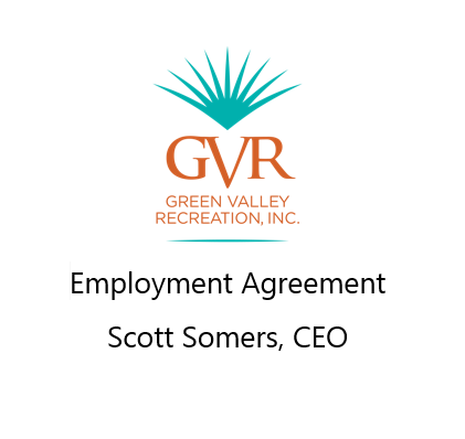 Employment Agreement GVR-Somers Fully Executed