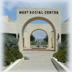 West Center Entrance